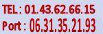 telephone plomberie recherche détection réparation depannage fuite Compans 77290